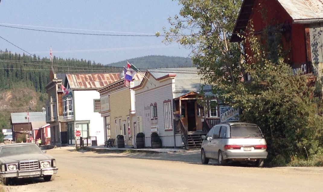 The Streets of Dawson City